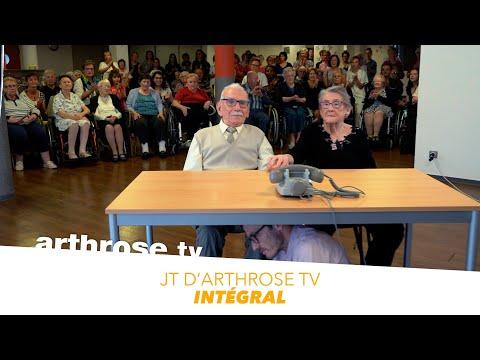 L'intégrale du JT ARTHROSE TV