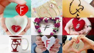 Lovely F Letter Status Song😘 F Alphabet Best Status Video    Cute F Letter Status    FM Editz