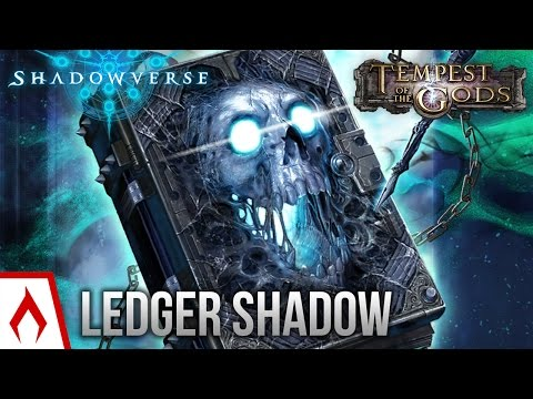 [Shadowverse] Spooknotes - TotG Ledger Nephthys Shadowcraft Deck Gameplay