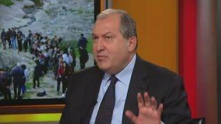 Batının Adamı Ermenistan'ın Yeni Cumhurbaşkanı Oldu