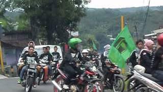 kampanye ppp konvoi pawai panjang pejuang muda gpk
