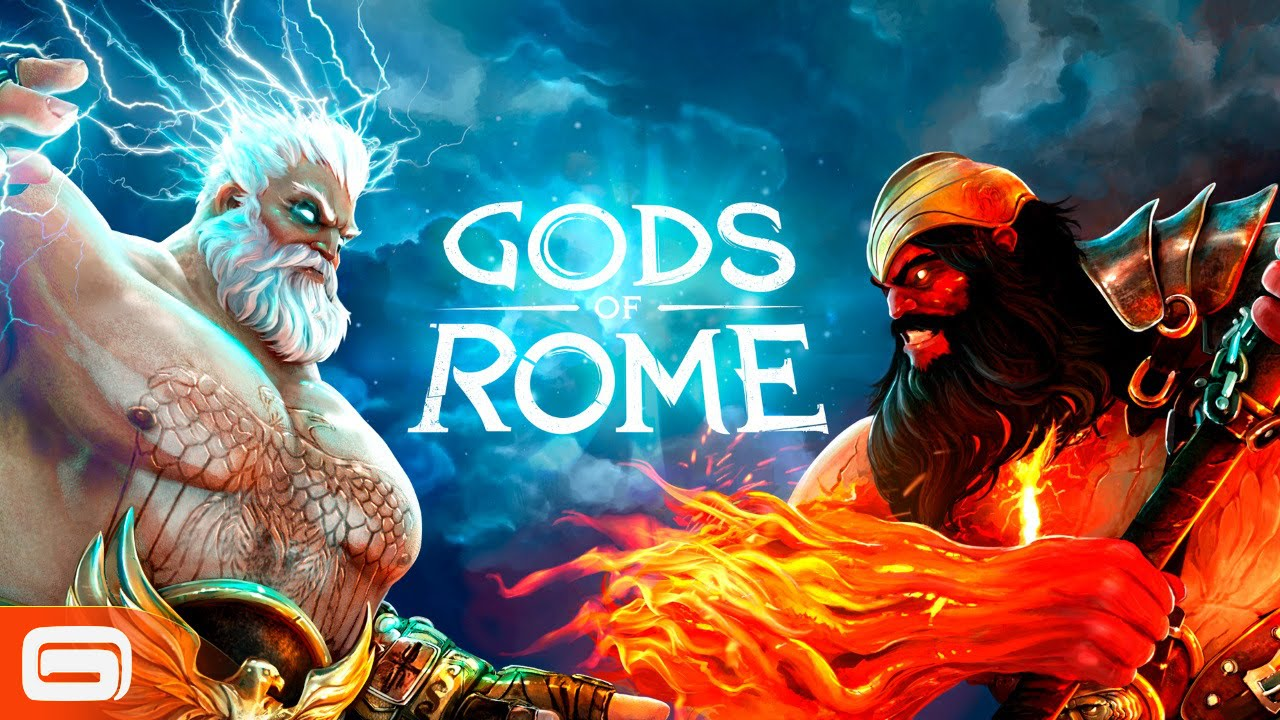Gods Of Rome Gameplay Trailer Youtube