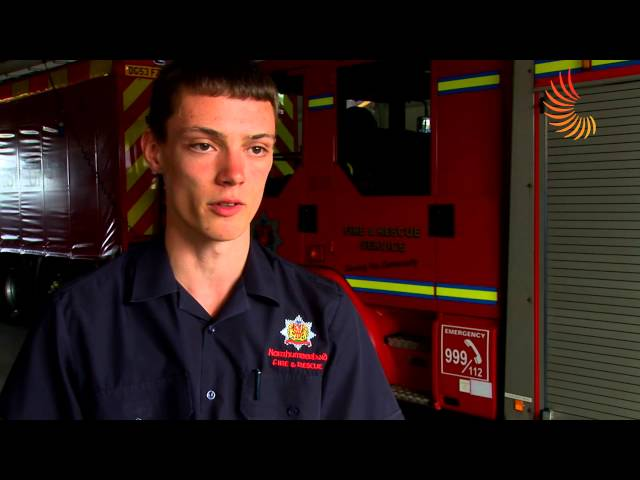 Northumberland Fire Conor Reed