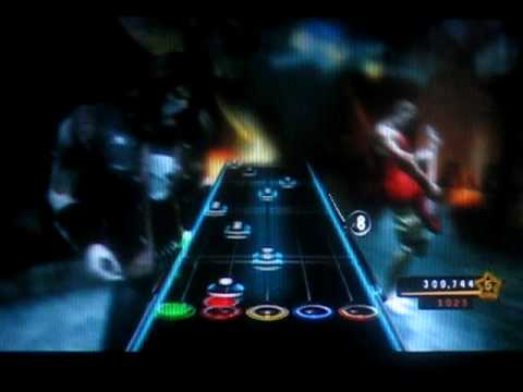 Guitar Hero 5 :: Scatterbrain (Live) 100% Expert FC!