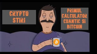 BITCOIN SI PRIMUL CALCULATOR CUANTIC, LIBRA COIN, BAKKT, GBT,SAMSUNG SI PRODUSE CRYPTO