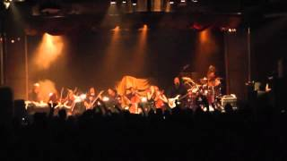 70000 Tons of Metal 2013 - Rage & Lingua Mortis Orchestra - Empty Hollow