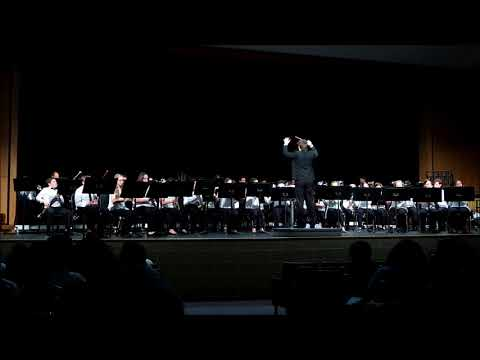 Clearview Regional Middle School 8th Grade Spring Band Concert - May 14, 2018