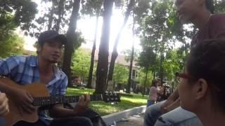 Say tinh guitar