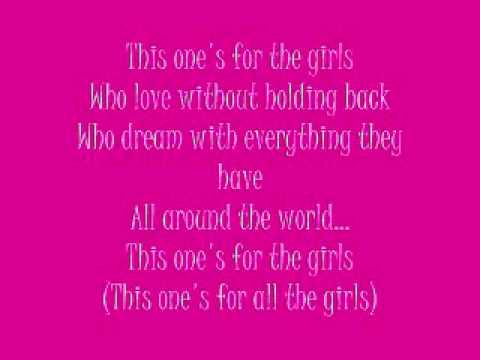 Martina McBride - This One's For The Girls (+Lyrics)