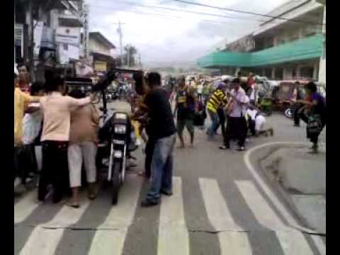 earthquake in guihulngan live! feb 6 2012