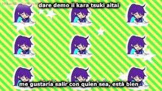 【Gakupo Kamui】- Dare demo ii kara tsukiaitai - 【Sub español & Romaji + MP3】