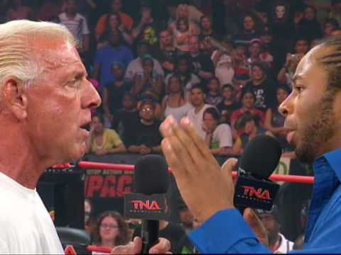 Jay Lethal's Tribute To Ric Flair