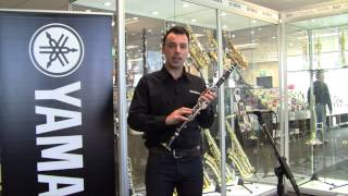 Yamaha YCL450 series clarinet | Better Music