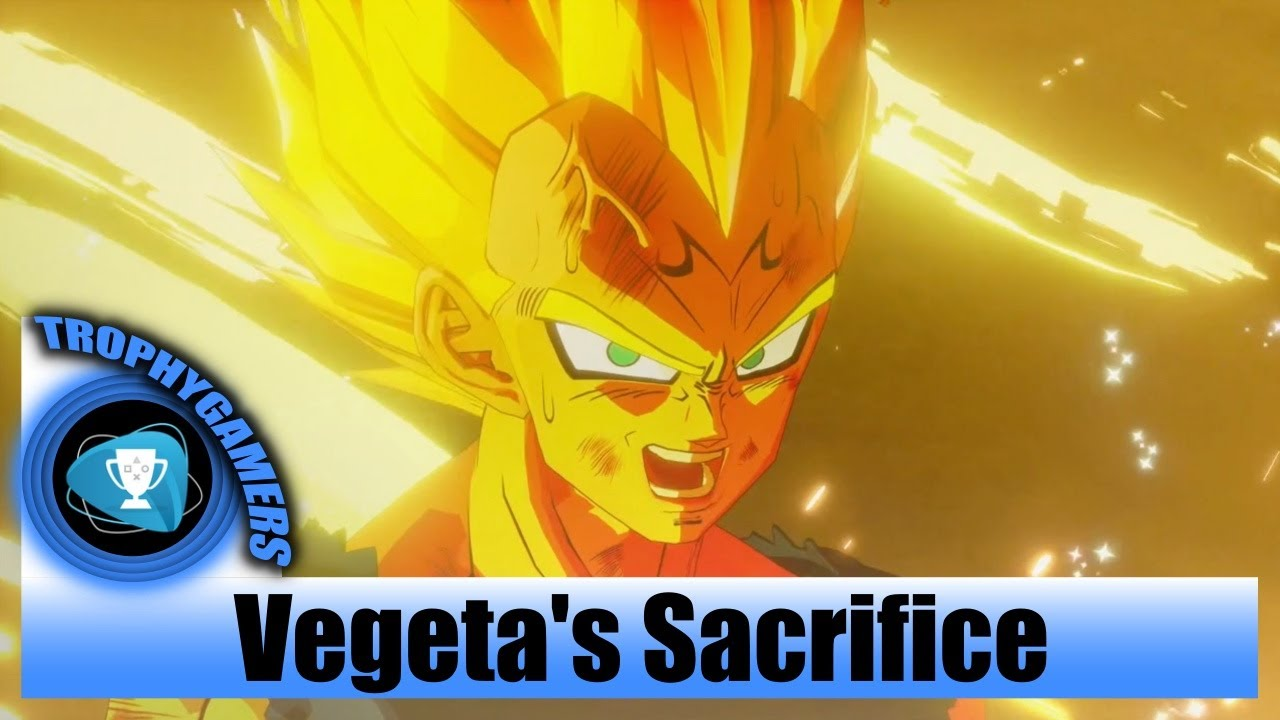 Dragon Ball Z Kakarot Vegeta Sacrifice Himself To Save Everyone Youtube Dragon ball gt is one of two sequels to dragon ball z, whose material is produced only by toei animation, and is not adapted from a preexisting manga series. dragon ball z kakarot vegeta