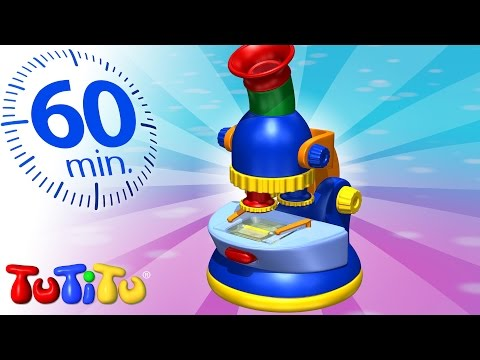 TuTiTu Specials | Microscope | And Other Popular Toys for Children | 1 HOUR Special
