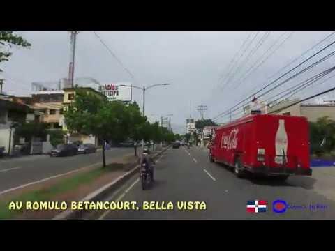 RECORRIDO POR LA ROMULO BETANCOURT, BELLA VISTA