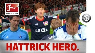 Heung-Min Son's Hattrick Heroics Against Former Club Hamburg