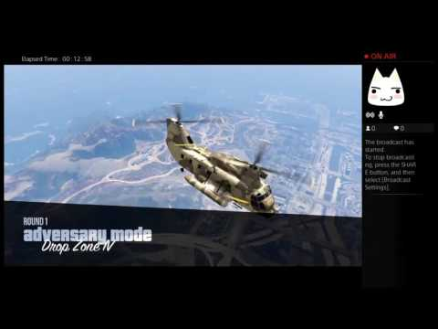 GTA 5 Gameplayed First time Broadcasting