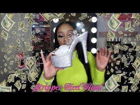 Stripper Heel Haul
