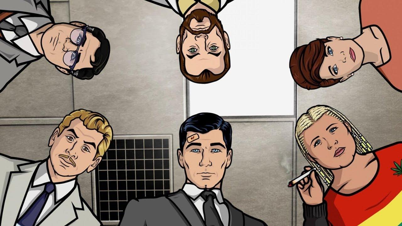 Download Best of Archer Season 2
