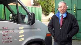 John Redish - The Caravan And Boat Seat Cover Company Testimonial