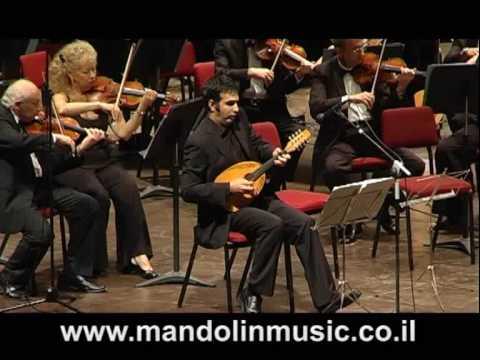 Pergolesi - Violin Concerto in B Flat Major - Mov. 1 (mandolin)