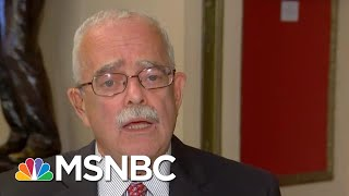 'All Of America Is In [Vindman's] Debt': Connolly Reacts To Testimony | MTP Daily | MSNBC