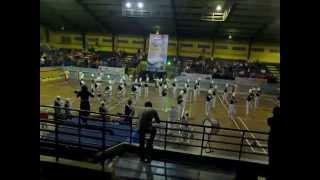 "Marching Band Senada Citra Melodi (MB SCM) in FOMB 2014 - ""Musikal Laskar Pelangi"""