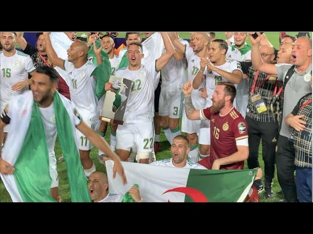 نهائي كأس افريقيا DZjoker Stories
