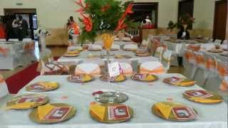 How To Decorate Event Reception - Sholabams @ 40.