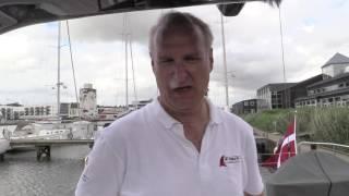 Niels Jeppesen fortæller om X4 til minbaad.dk