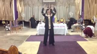Vashawn Mitchell ~ Turning Around For Me Praise Dance