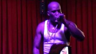 "NEW DMX!!! ""GET YOUR MONEY UP!"" CLUB ZEN OXNARD CA 9/11/10"