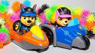 Щенячий патруль Мультик Учим цвета Игрушки #Щенячийпатруль Мультфильм для детей #Learncolorswith