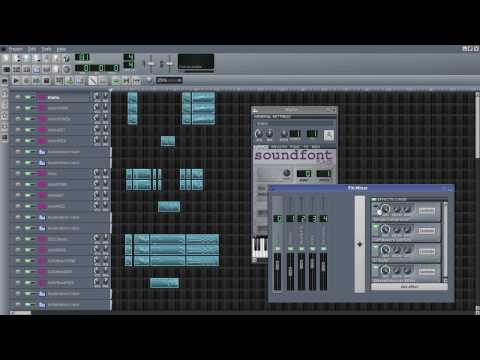 LMMS Realistic Free SoundFont Sequencing (Tutorial) - YouTube