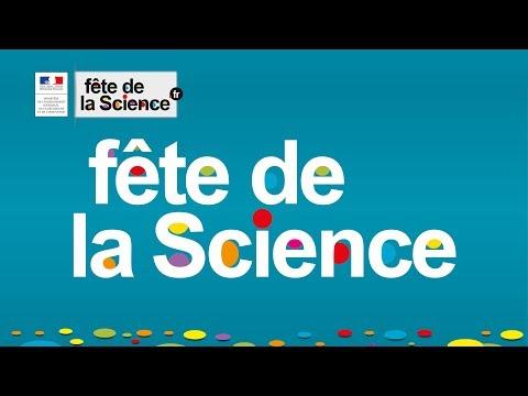Lancement de la Fête de la science 2017