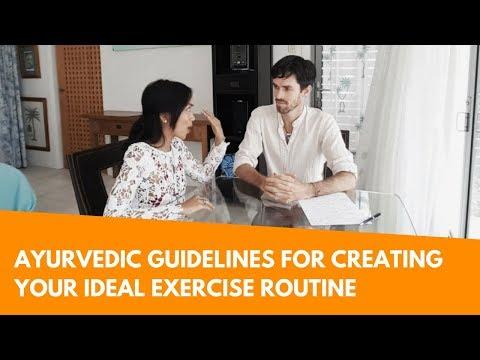 Poliklinika Harni - Ayurveda : tjelesni tipovi i tjelovježba