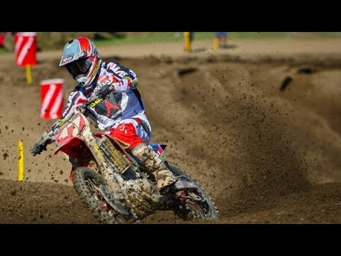 2013 Built Ford Tough Unadilla National Race Highlights