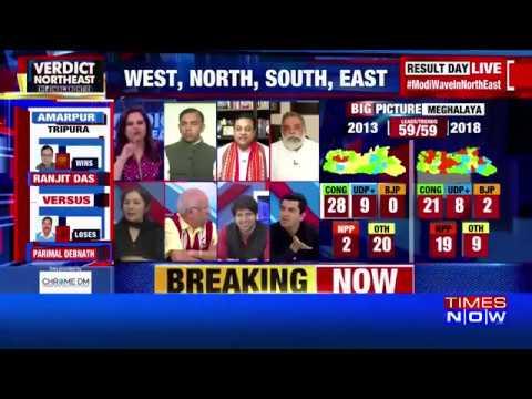 Newshour debate: Northeast sweep - Does BJP now represent every Indian?