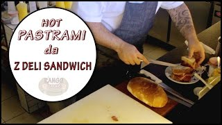 Como fazer o sanduíche Hot Pastrami na Z Deli - Rango Livre