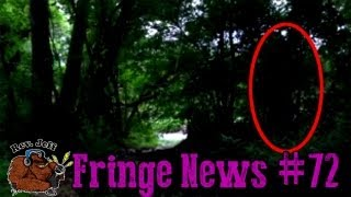 Cat Vet Gone Insane, RMSR Finds a New Bigfoot Print and the Yowie Hangout - Fringe News #72