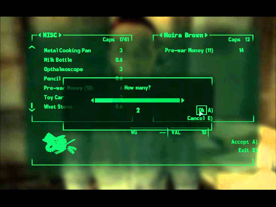 <b>Fallout 3</b>: Infinite caps <b>cheat</b> - YouTube