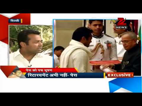 An exclusive interview with Leander Paes