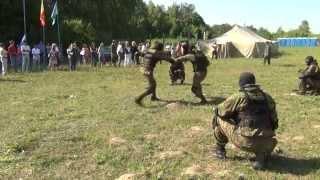 ПОСЛЕДНЯЯ СМЕНА сборов по программе подготовки к военной службе