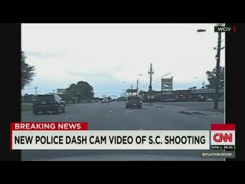 New, second dashcam video from Walter Scott shooting