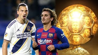The nominees for Ballon D'or 2019 l Ibrahimovic wants to move to Napoli l Barcelona peace agreement