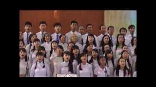Lễ Cung Hiến Nhà Thờ Tin Lành Song Phú (28/06/2014) Phần 2
