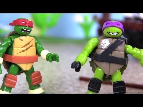 Мультфильм LEGO Черепашки Ниндзя (Серия 5)