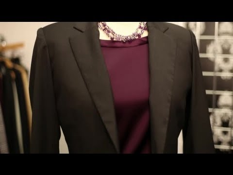 Trends in Women's Business Suits : Business Attire