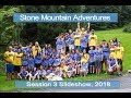 Session 3 Slideshow 2018: SMA Summer Camp for Teenagers
